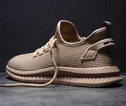 2019 Fashion Men's Casual Breathable Sneakers Running Shoe S