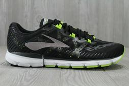 38 Brooks Neuro 2 Athletic Running Shoes Sneakers Black Lime