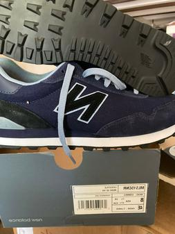 New Balance 515 Sneakers  Navy  Mens Size 8, 4E  NEW