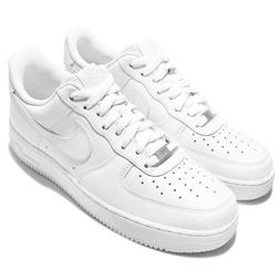 Nike Air Force 1 07 All Triple White Classic Mens Shoes Snea