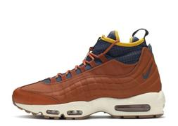 Nike AIR MAX 95 Sneakerboot Russet Thunder Blue Yellow 80680