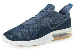 Nike Air Max Sequent 4 Mens Sneakers Running Shoes Obsidian