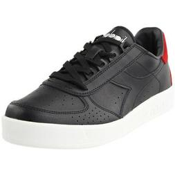 Diadora B.ELITE P.L.  Casual   Sneakers - Black - Mens