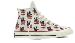 Converse Chuck Taylor All Star 70s Hi Top Election Day Peace