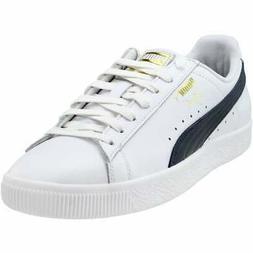 Puma Clyde Foil  Casual   Sneakers White - Mens - Size 9.5 D