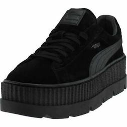 Puma Fenty by Rihanna Suede Cleated Creeper Sneakers Casual