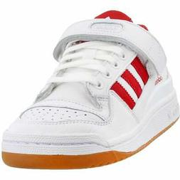 adidas Forum Low Sneakers Casual    - White - Mens