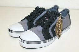 gray canvas mens sneakers shoes low tops