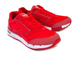 Brooks Heritage Mens Fusion Red Sneakers Athletic Running Ca