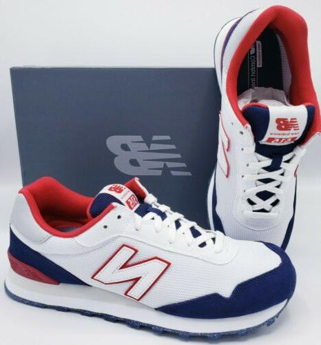 New Balance Shoes Red Sneakers Men's