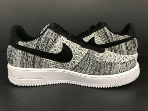 Nike Air Force Flyknit Oreo AV3042-001 Oreo Size 9.5