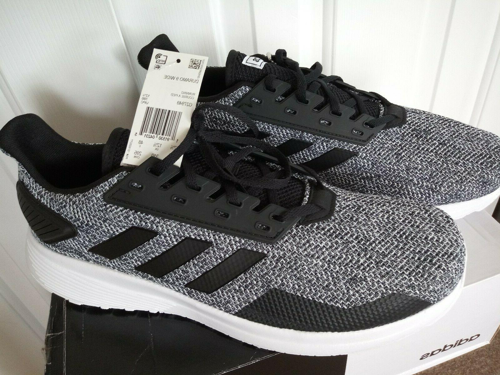 W Knit Men's Running Course Sneakers