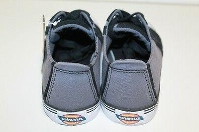 DICKIES gray sneakers shoes size 5
