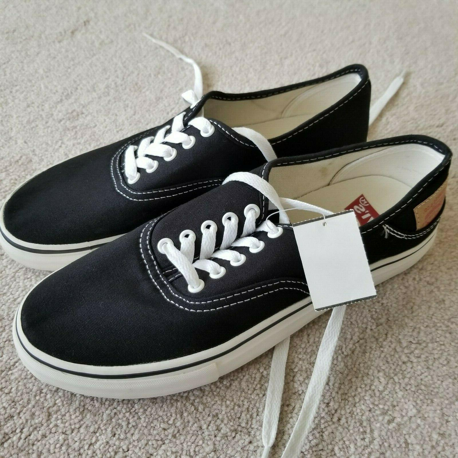 Levi's Black Shoes Up Men's