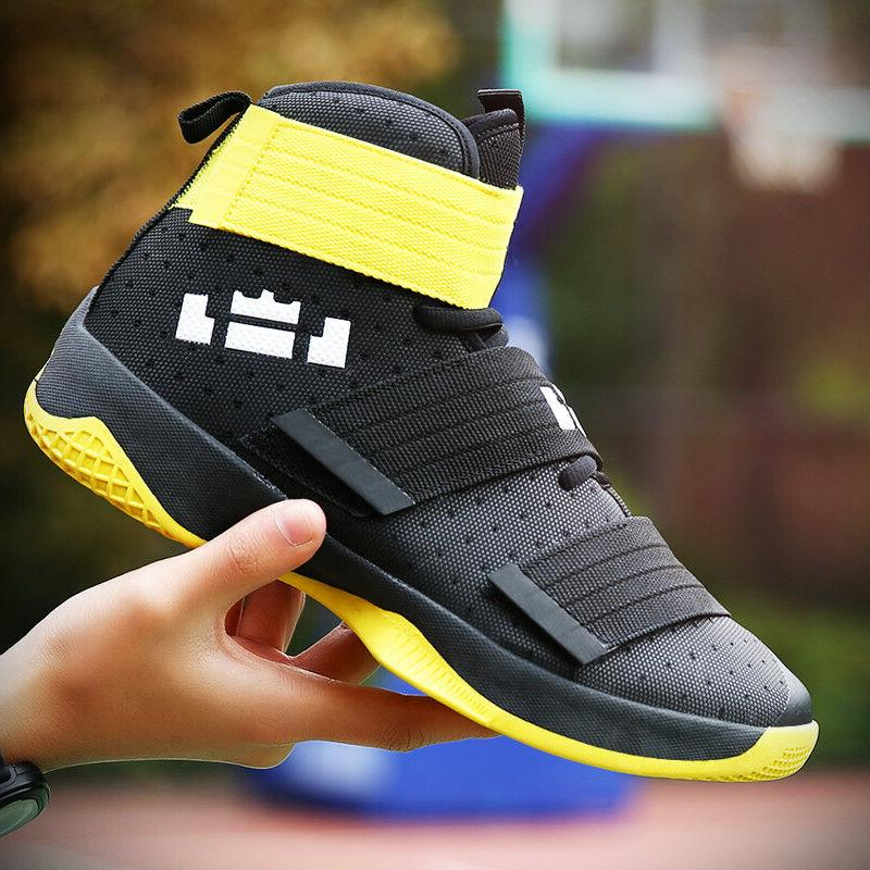 Men's Sneakers Top Basketball Shoes Athletic