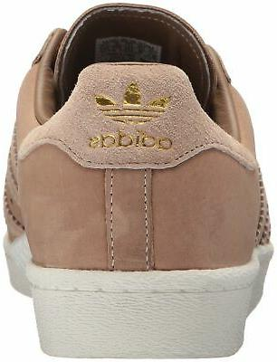adidas Foundation Casual Sneaker, Brown/Trace Kha
