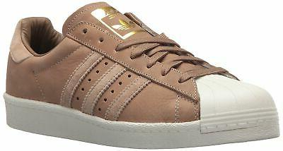 adidas Originals Men's Foundation Casual Sneaker, Clay Brown/Trace Kha