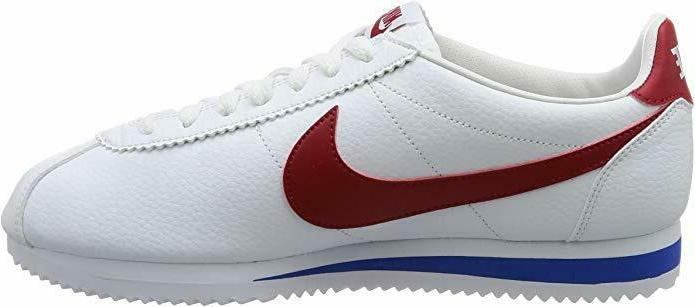 NIKE MENS LEATHER SNEAKERS #882254-164