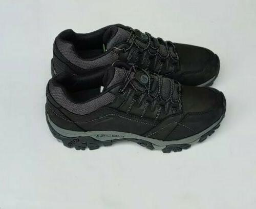 Merrell Mens Stretch Shoes Trainers black Sports size