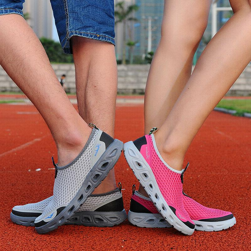 Mens Womens Sneakers Breathable Casual On