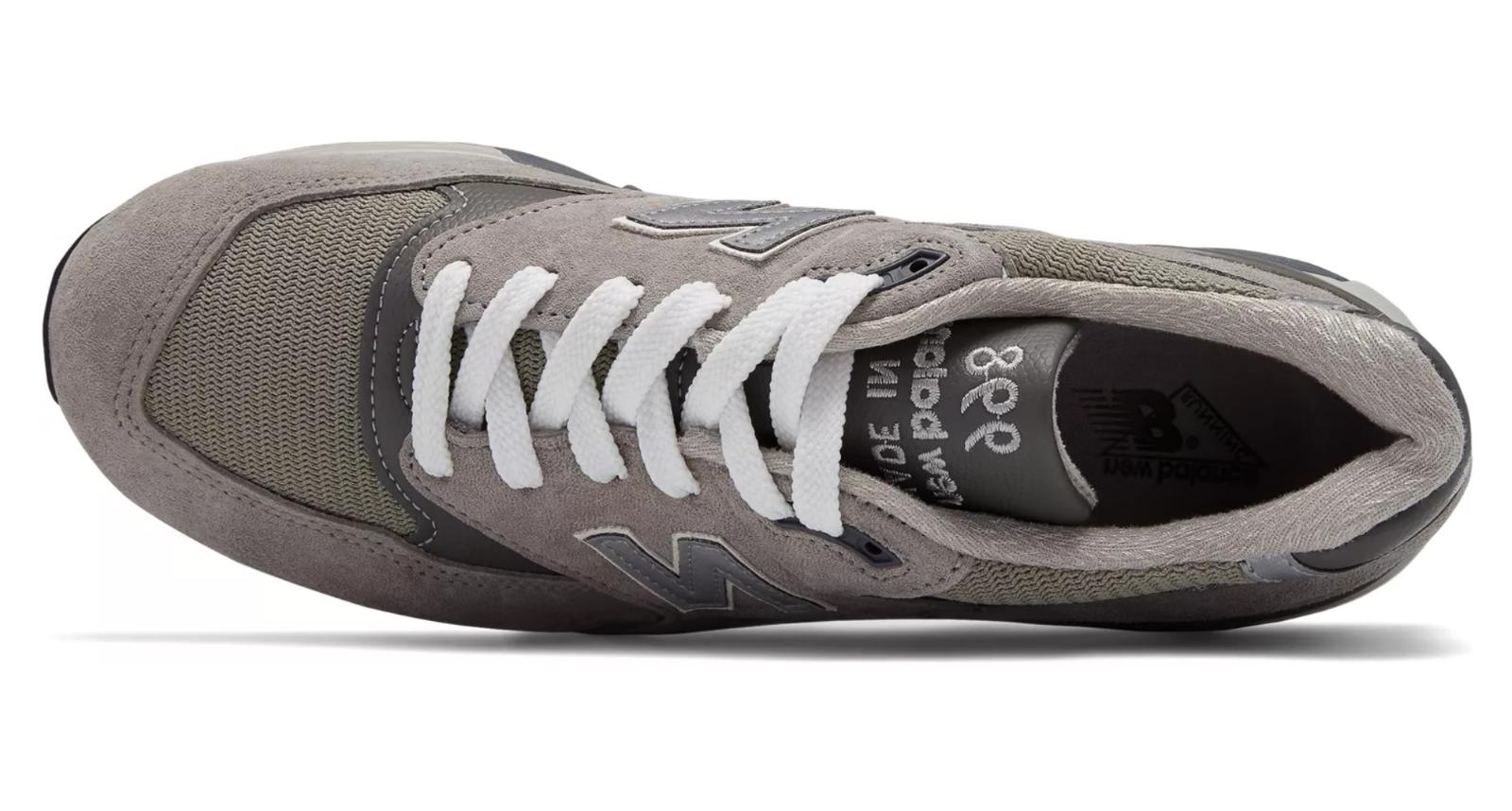New Men's Balance 998 Shoes Sneakers 11.5 Wide