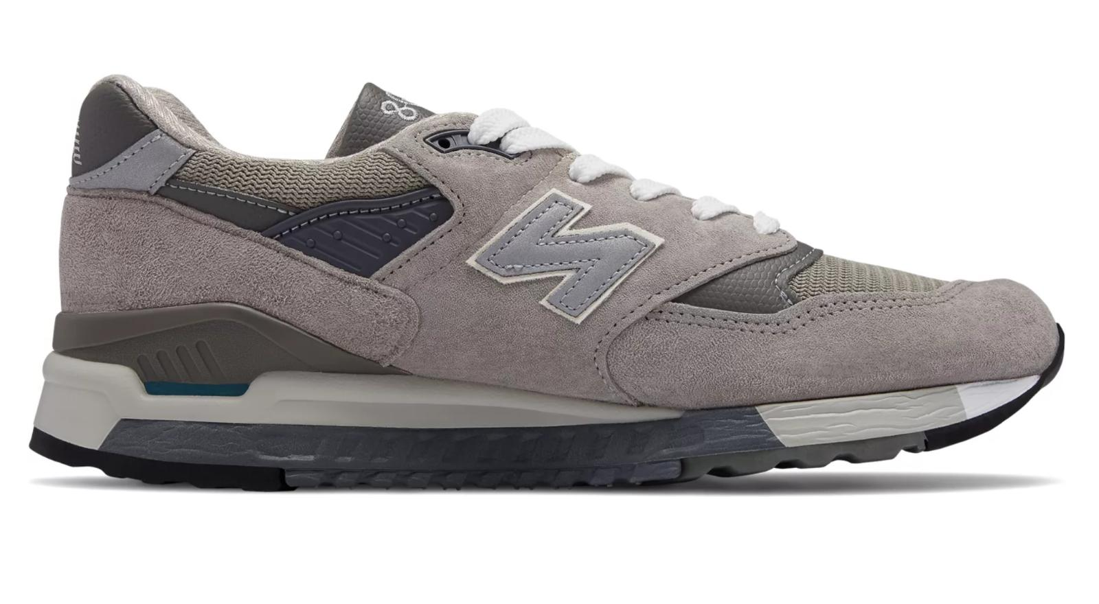 New Men's New 998 Made in Shoes Sneakers 11.5 Wide