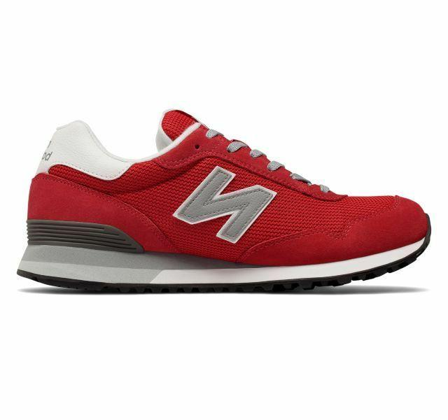 New! 515 Classic Sneakers - Red