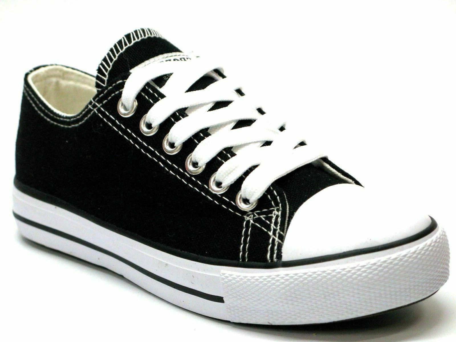 Up Canvas Shoes Athletic Sneakers Fashion Size 7-12