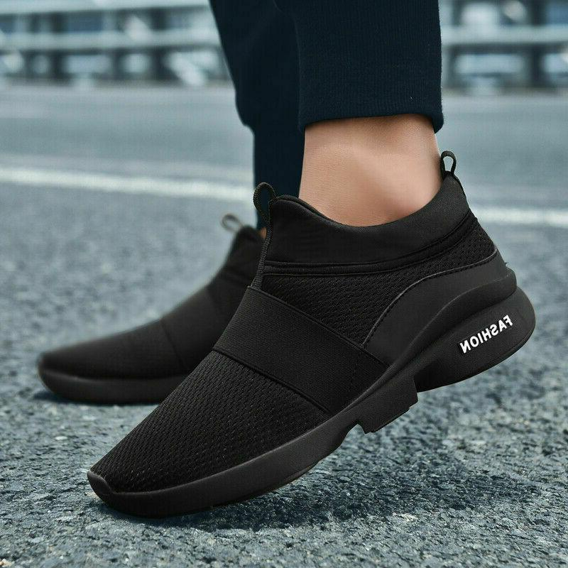 Shoes Men's Lightweight Casual Breathable Athletic Sneakers