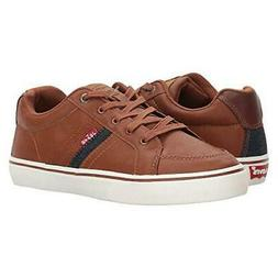 Levi's TURNER NAPPA Brown Mens Size 11M TAN Fashion Sneakers