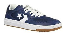 Converse Low Tops Rival OX Navy, White, Gum Mens Sneakers Te