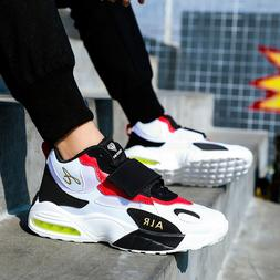 Men's Basketball Boots Fashion Sneakers Sports Breathable At