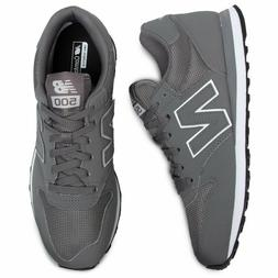 NEW BALANCE MEN'S RUNNING SHOES TRAINER SNEAKERS SHOES GM500