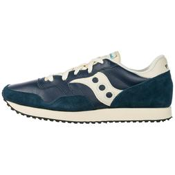 SAUCONY MEN'S SHOES SUEDE TRAINERS SNEAKERS NEW DXN TRAINER