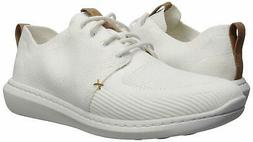 CLARKS Men's Step Urban Mix Sneaker, White, Size 11.5 SFgu