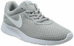 NIKE Men's Tanjun Sneakers, Breathable Textile Uppers and Co