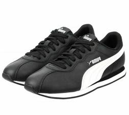 Puma Men's Turin Shoe Black Athletic Casual Sneakers, Pick A