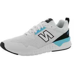 New Balance Mens 515 White Walking Shoes Sneakers 13 Extra W