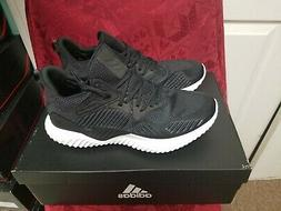ADIDAS  MENS  ALPHABOUNCE  RUNNING SNEAKERS     SIZE  13