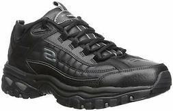 Skechers Mens Energy-After Burn Low Top Lace Up Running Snea