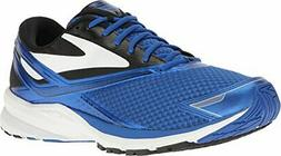 Brooks Mens launch Low Top Lace Up Running Sneaker