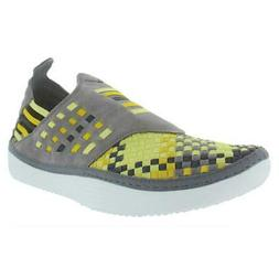 Nike Mens Solarsoft Rache Yellow Sneakers Athletic 11 Medium