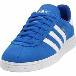 adidas Munchen  Casual   Sneakers Blue - Mens - Size 6 D