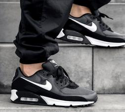 New NIKE Air Max 90 Essential Athletic Sneakers Mens gray bl