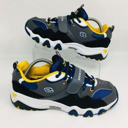 *NEW* Sketchers D'Lites 2  Athletic Sneaker Shoes Navy Gra
