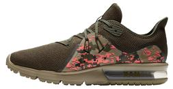 NEW MENS NIKE AIR MAX SEQUENT 3 C SNEAKERS AJ0004 201-SIZE 8