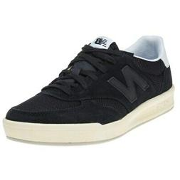 New MENS NEW BALANCE BLACK 300 SUEDE Sneakers Retro