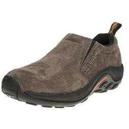 New MENS MERRELL BROWN JUNGLE MOC SUEDE Sneakers SLIP ON STY