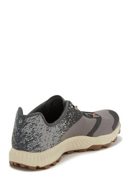 New MENS MERRELL CHARCOAL ALL OUT CRUSH 2 LEATHER Sneakers 1