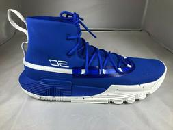 NEW MENS UNDER ARMOUR CURRY SC 3ZERO II SNEAKERS 3020613 400